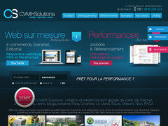 Agence web CVMH solutions