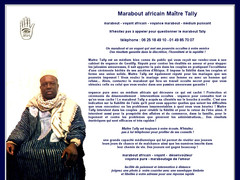 Marabout Ahmad Tally