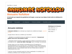 Nofollow : un annuaire SEO atypique