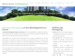 Le site dédié à l'assurance kidnapping