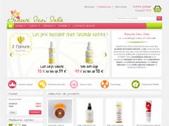 Produits de beauté bio et cosmétiques naturels