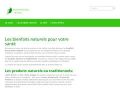 Bienfaits naturels et santé