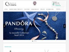 Bijoux de luxe Pandora