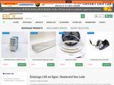 Vente de produit LED