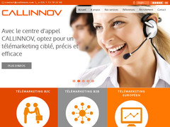 Centre d'appel callinnov