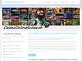 Les Casinos Suisse en ligne