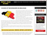Guide des casinos en ligne en Belgique