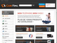 Cokitec, protections pour téléphones