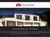 FM Facadier : Rénovation facade Lyon