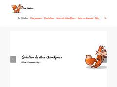 Fox Studios, création de site internet