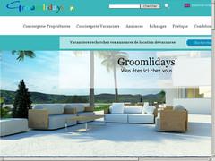 Le site pour les vacances