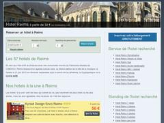 Hotels à Reims
