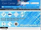 IGSM Center : Ecran iphone