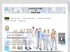 Investir Immobilier Miami