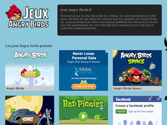 Jeux Angry Birds