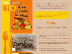 Restaurant Châteaubriant Les Mets Tissés