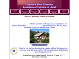 Location chalet à Serre Chevalier Vallée