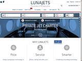 LunaJets : location de jet privé
