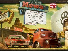 mcwa speedshop produits americains