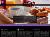 Distributeurs à café pour hôtels, hôpitaux et collectivités
