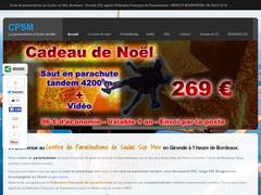 Centre de Parachutisme de Bordeaux - FFP