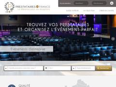 Les animations de Prestataires de France