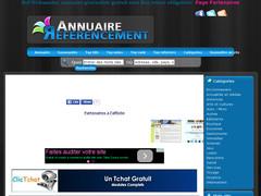 Annuaire gratuit pour webmasters
