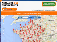 annuaire des restaurants en France