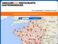 Annuaire des restaurants gastronomiques