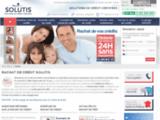 Rachat de crédit Solutis