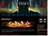 Voyant Dem's medium au Luxembourg