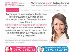 ZenVoyance, votre voyance par téléphone