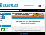 Webmasterlinks, un portail web différent