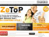 Le classement du Web par Zetop